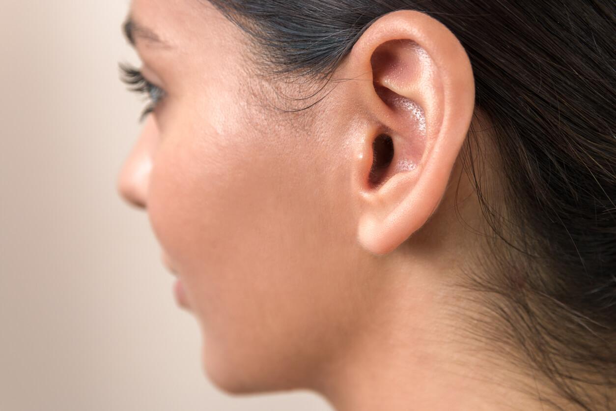 Ører-illustrasjonsbilde