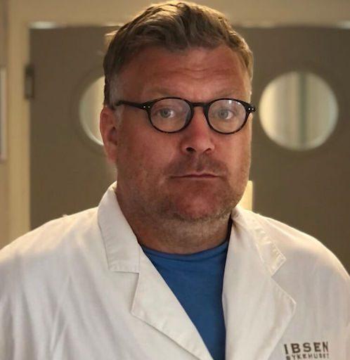 Plastikkirurg Bård Nordang