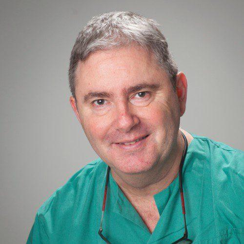Hans Jørgen Nielsen - Spesialist i kirurgi og gastrokirurgi