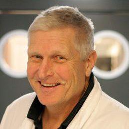 Leif Næss - Daglig leder, spesialist i kirurgi