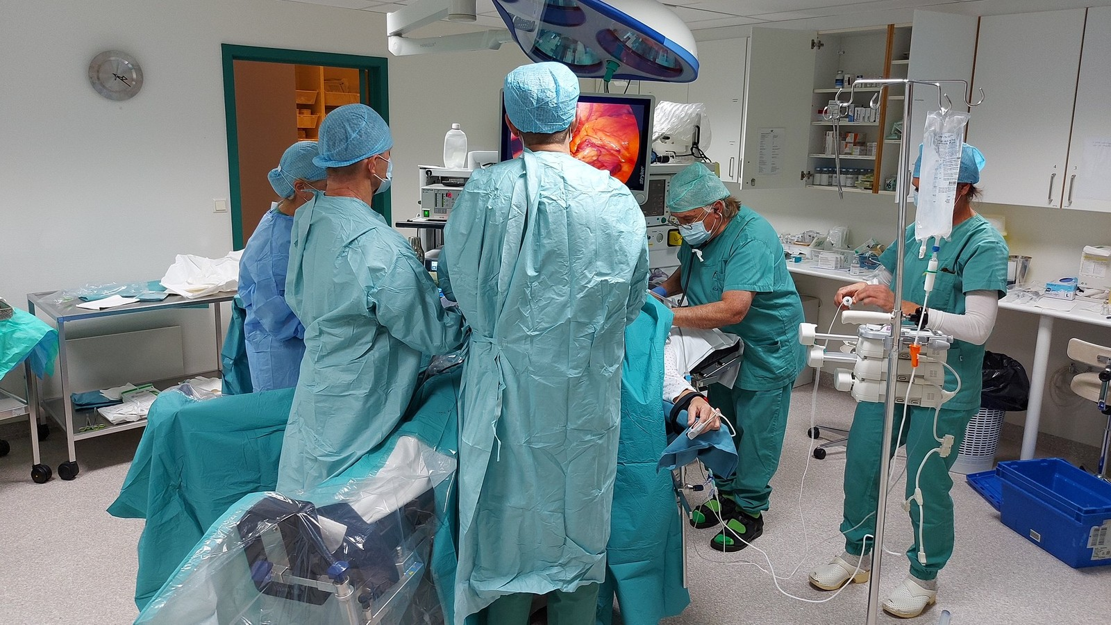 Slankeoperasjon Gjøvik operasjonsteam