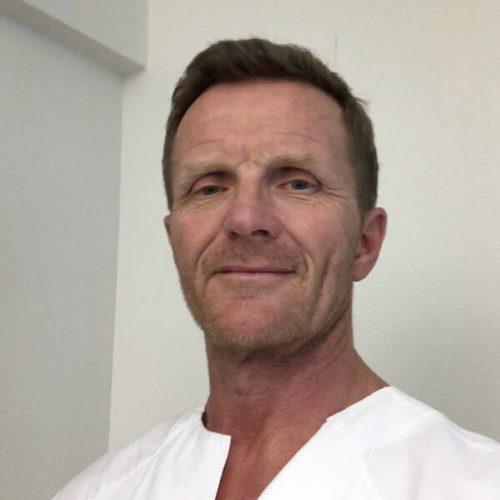 Tom Nordby - Spesialist i gastrokirurgi